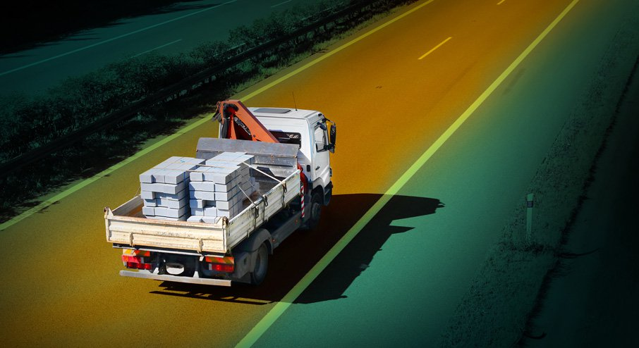 Building Material transport