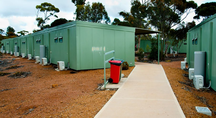 Dongas & Portable Buildings