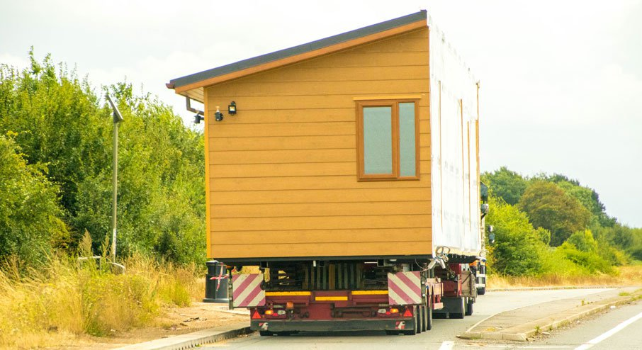 Portable Weatherboard House