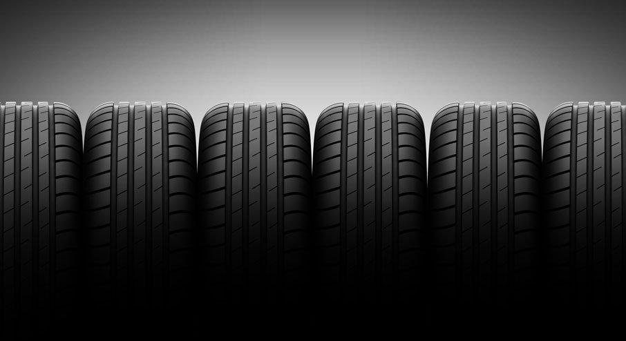 Shipping Car Tyres