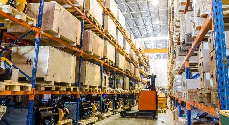 Stock Picker Forklift