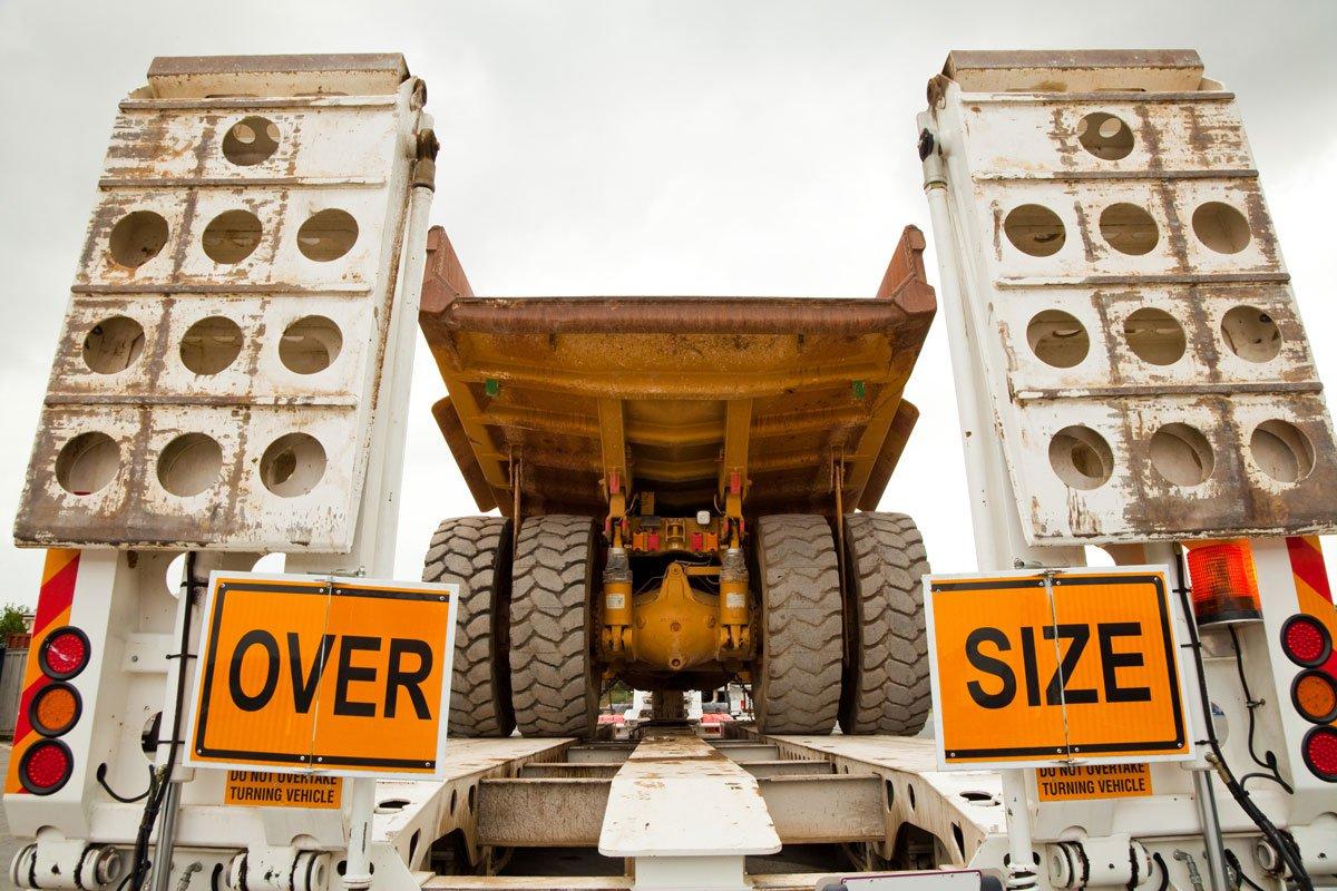 Heavy Haulage Trucks 03
